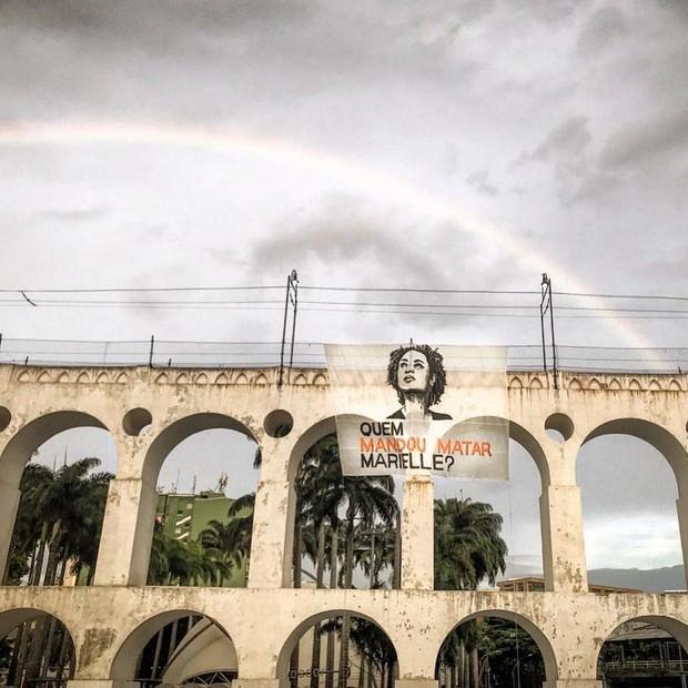Arcos da Lapa (Foto: Reprodução Instagram)