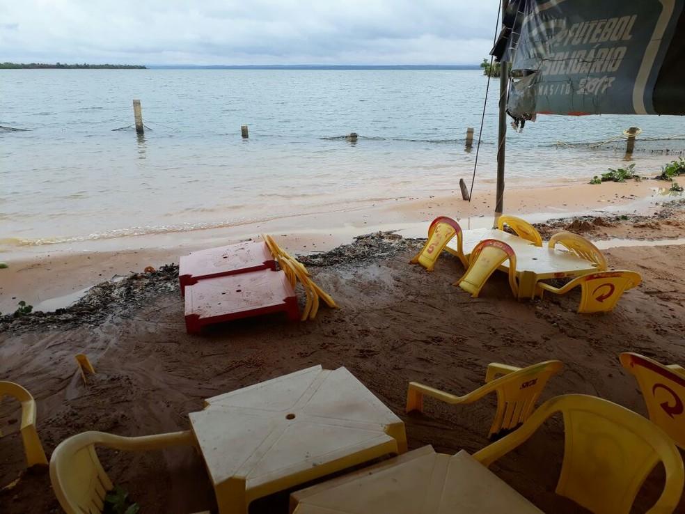 Praia foi reformada recentemente (Foto: Divulgação)