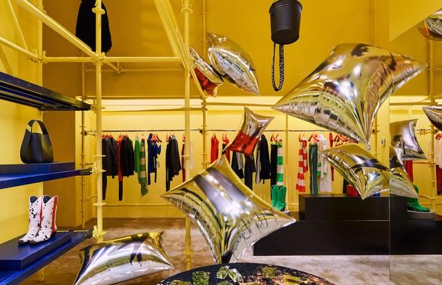 A flagship da Calvin Klein, em Nova York (Foto: Divulgação)