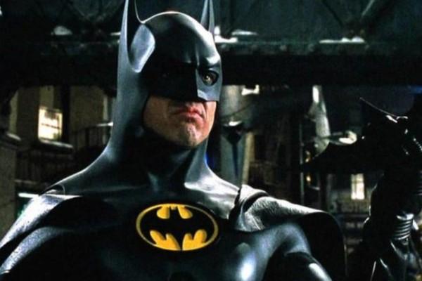 O ator Michael Keaton no papel do herói Batman (Foto: Reprodução)