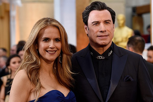 Kelly Preston e John Travolta (Foto: Getty Images)