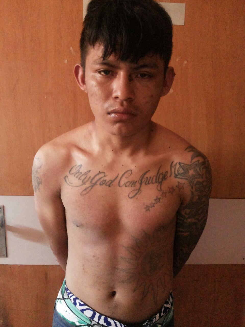 Ex-detento é preso com motocicleta roubada no Bonfim, no Norte de Roraima