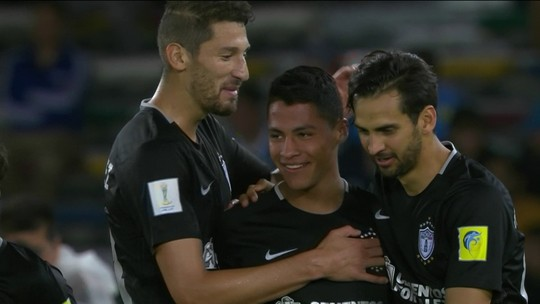 Pachuca goleia Al Jazira e fica com terceiro lugar do Mundial