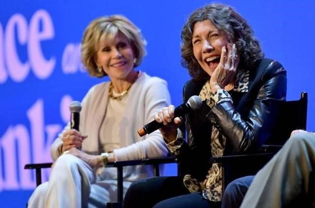 Jane Fonda e Lily Tomlin  (Foto: Divulgação)