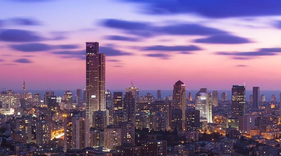 Tel Aviv é um dos principais hubs de startups do mundo (Foto: Divulgação)