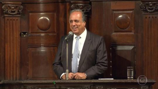 Delator diz ter pago R$ 4,8 milhões em propina a Pezão; ele nega