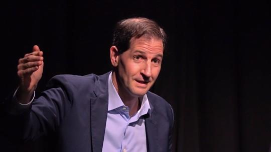 Dan Shapiro, professor de Harvard renomado internacionalmente, dá dicas para resolução de conflitos do dia a dia