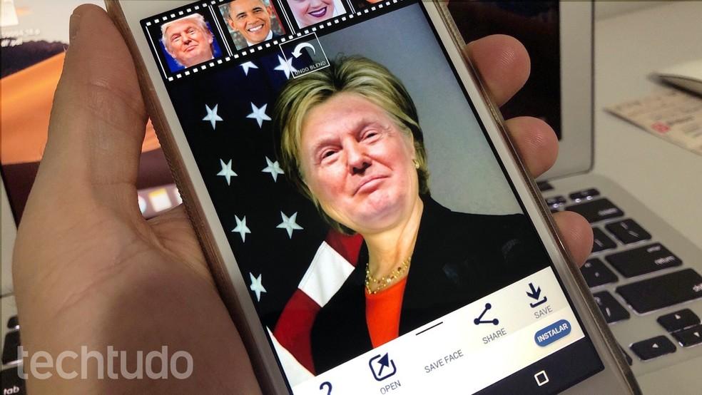 App que troca de rosto grátis: veja como usar o Face Swap