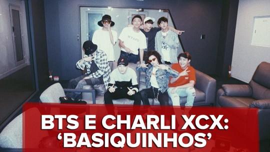 'Dream glow': BTS ganha boa aliada e Charli XCX harmoniza farofa de estilos do k-pop