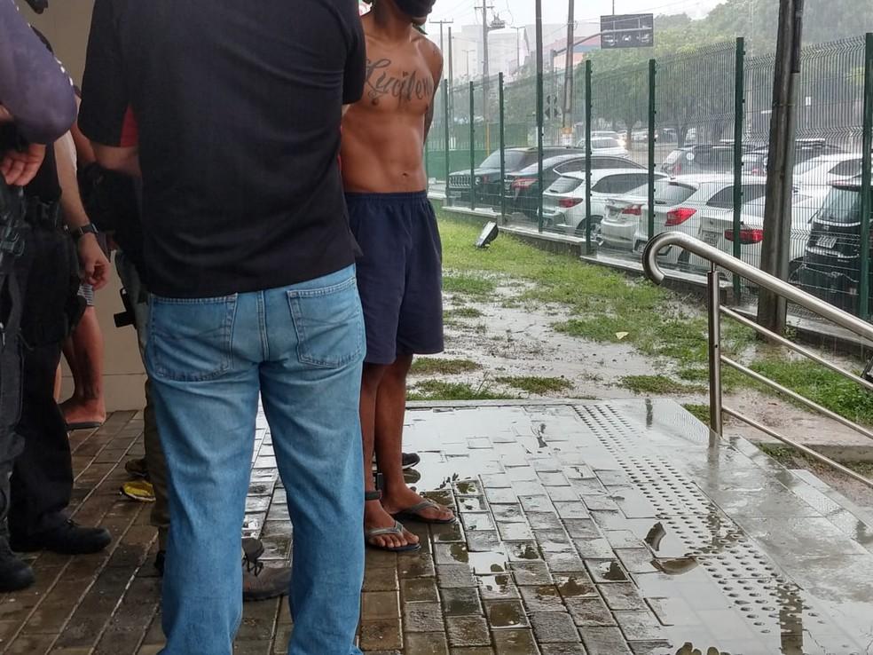 Operação policial combate facções criminosas que atuam no Ceará — Foto: Halisson Ferreira/SVM