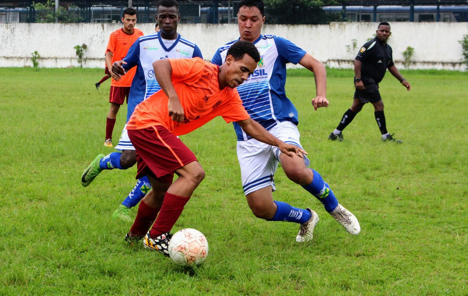 Participando pela terceira vez seguida da Copa São Paulo de Futebol Júnior fe67f98711c16