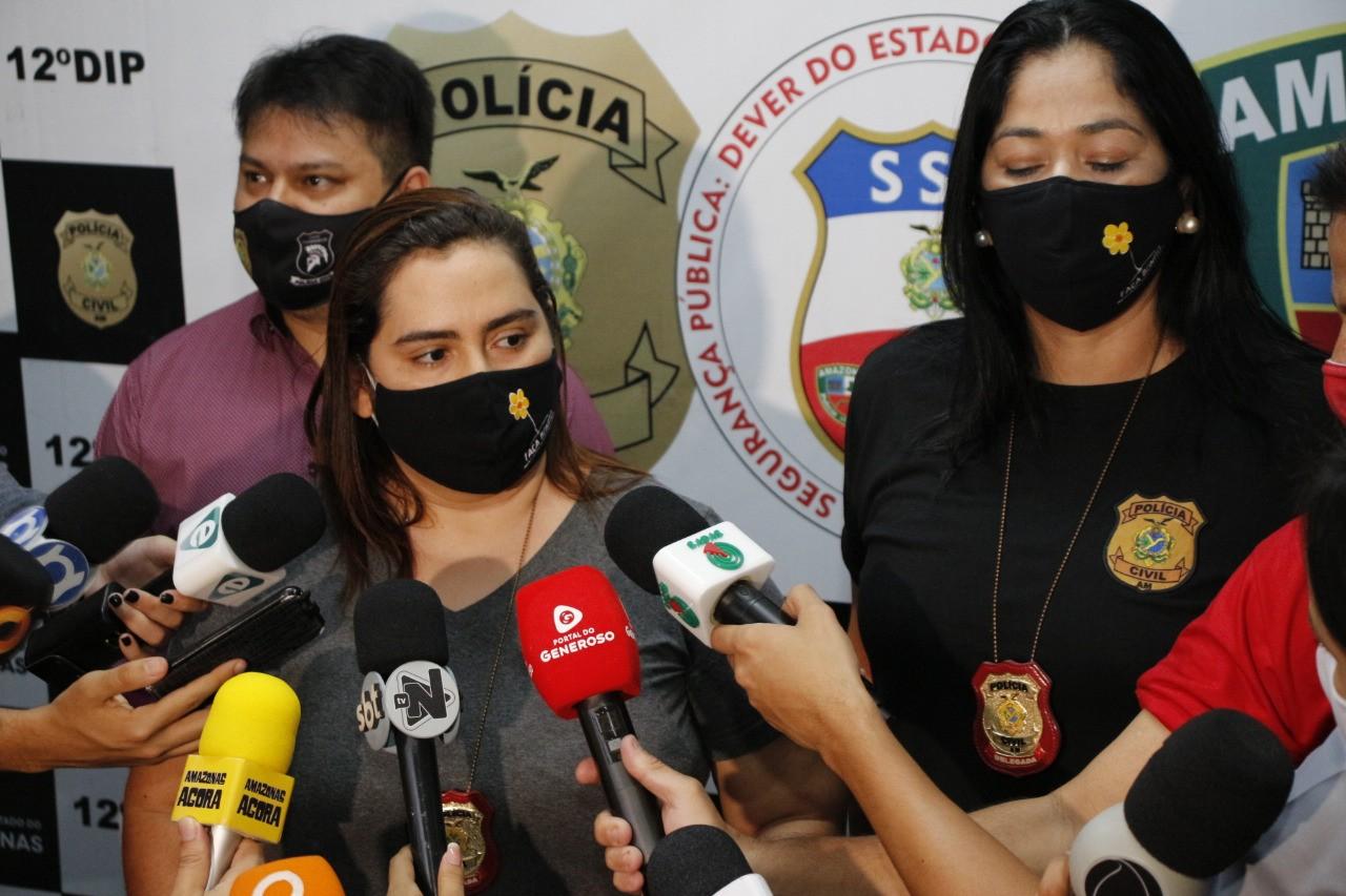Onze são presos em operação da Polícia Civil na Zona Centro-Sul de Manaus