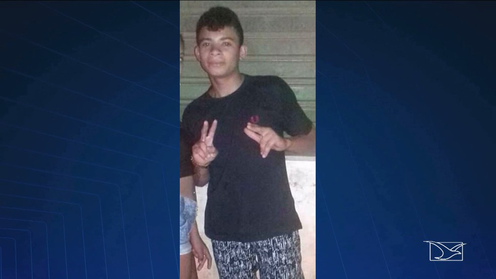 """Wemerson Souza Santos era conhecido como """"Neném"""" e tinha passagens pela polícia (Foto: Reprodução/TV Mirante)"""