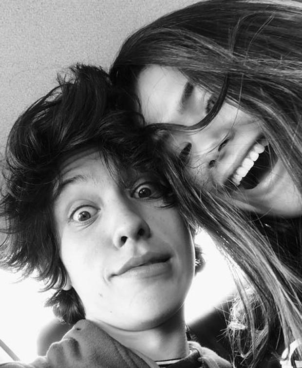 Nicholas Arashiro e Maisa Silva assumiram o namoro  (Foto: Reprodução/Instagram)