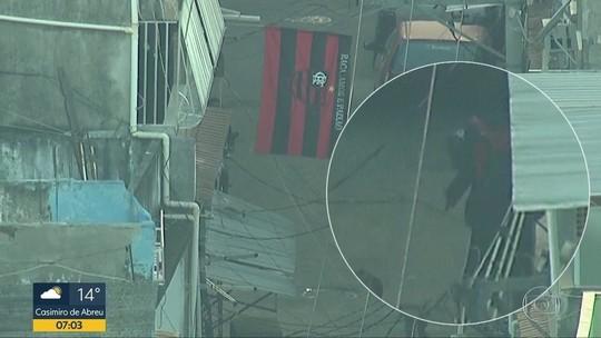 Polícia faz operação no Complexo da Maré pelo 2º dia
