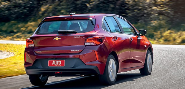Chevrolet Onix Premier (Foto: Leo Sposito)