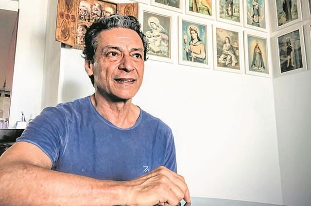 Luiz Carlos Vasconcelos (Foto: João Miguel Jr.)