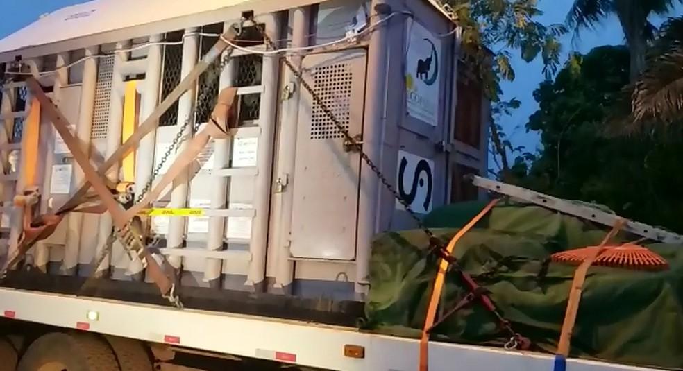 Viagem até Chapada durou quatro dias. — Foto: Reprodução/TVCA