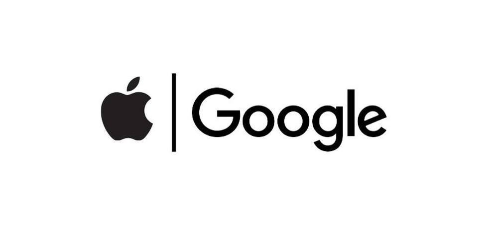 Apple e Google trabalham juntos para criar plataforma de smartphones para monitorar contágio por coronavírus. — Foto: Divulgação/Google