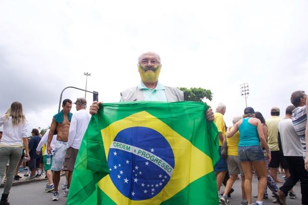 Documentário 'O Muro' investiga a polarização político-social do Brasil (Foto: Divulgação)