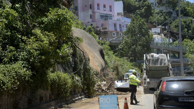 Vítimas de chuvas no Rio de Janeiro poderão sacar o FGTS (Foto: Tânia Rêgo/Agência Brasil)
