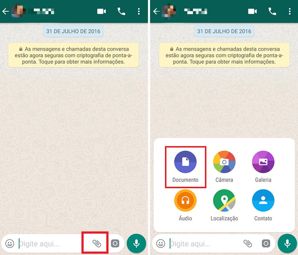 Como Enviar Fotos Em Alta Qualidade Pelo Whatsapp Redes Sociais Techtudo