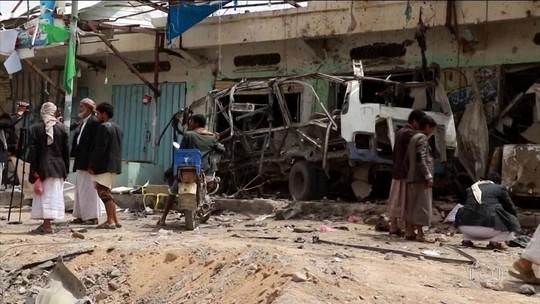 Preços do petróleo disparam após ataques na Arábia Saudita