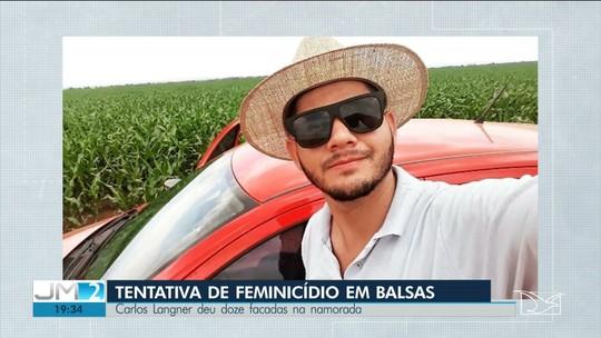 Polícia ouve vítima em hospital e procura por homem esfaqueou namorada 12 vezes no Maranhão