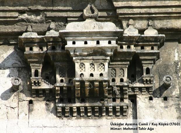 A arquitetura característica do período era ornamentada e foi muito influenciada pelos estilos persa e bizantino (Foto: Caner Cangül)