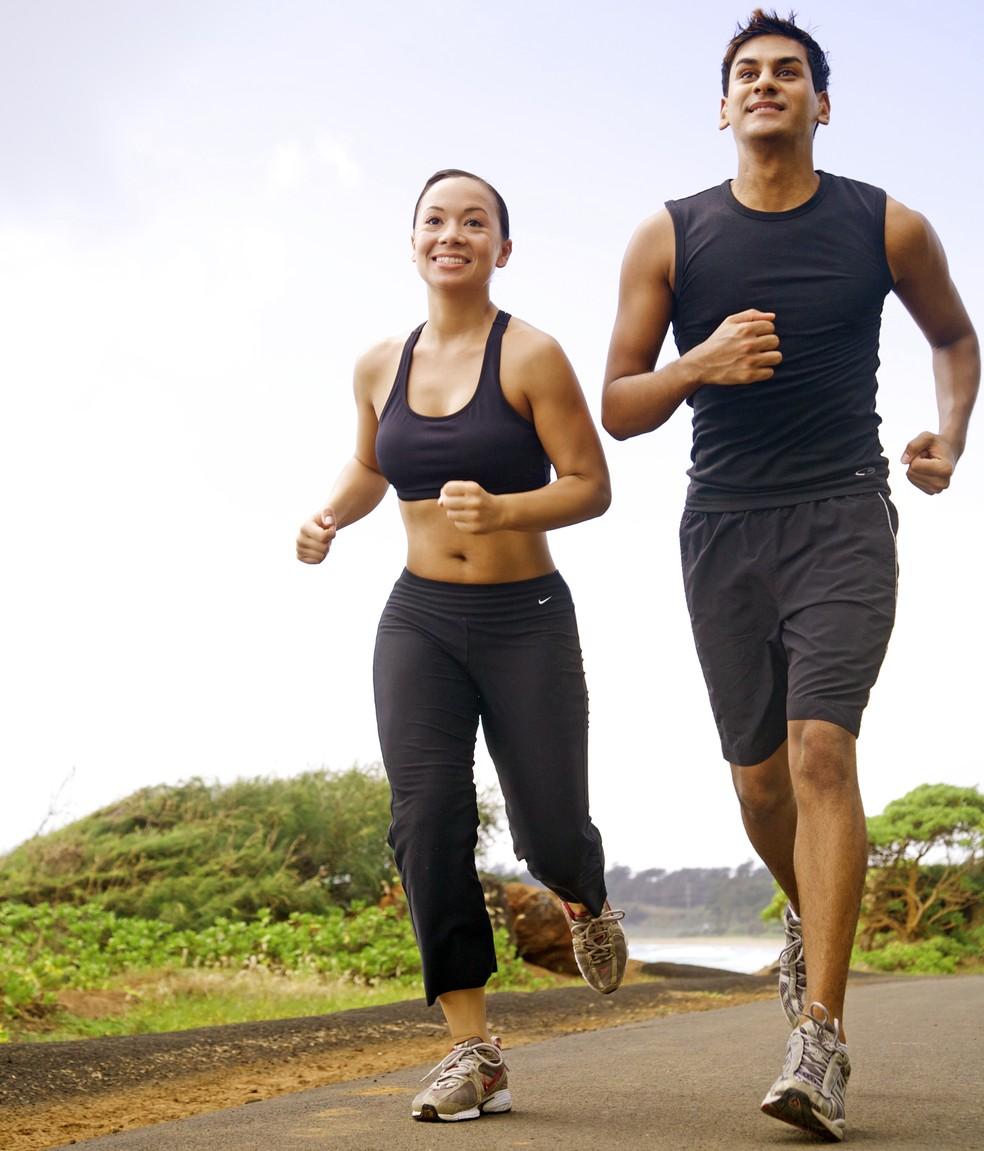 Para buscar seus objetivos, o importante é progredir com calma e evitar exageros (Foto: Getty Images)