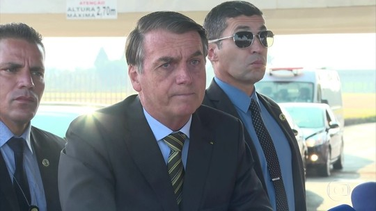 Sem provas, Bolsonaro sugere ação de ONGs em queimadas