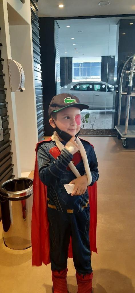 Mulher denuncia ameaças com 'X', 'Melzinho do amor', menino deixa hospital vestido de super-herói e as mais lidas do G1 SC; VÍDEO