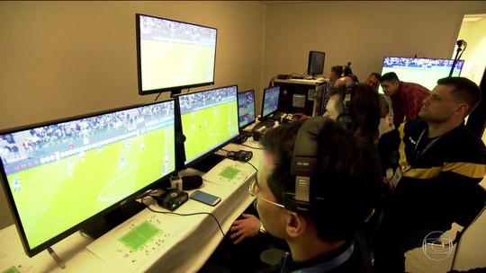 VAR estreia na Libertadores nesta terça; veja em que situações o árbitro de vídeo pode ser usado