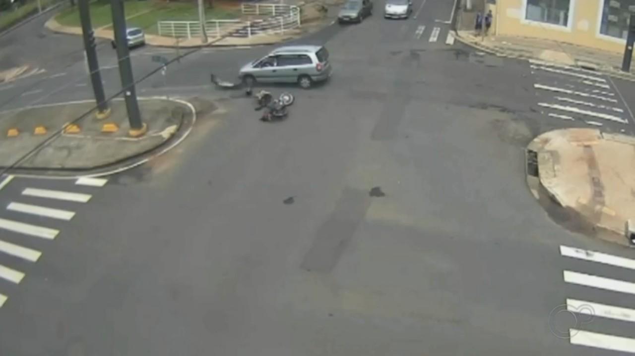 Número de acidentes envolvendo motos cresce 25% neste ano em Rio Preto