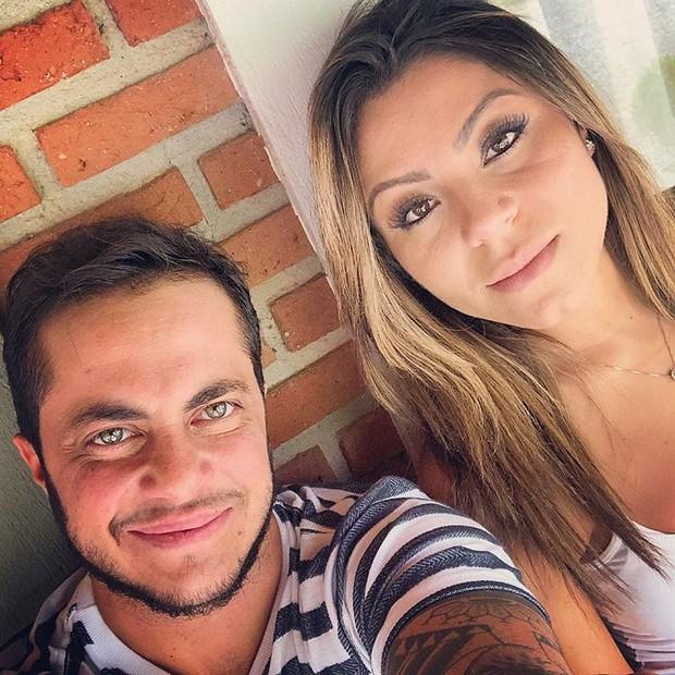 Thammy Miranda e Andressa Ferreira (Foto: Reprodução/Instagram)
