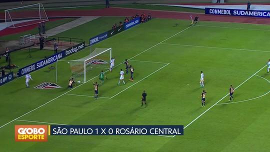 Sul-americana: São Paulo e Botafogo avançam à próxima fase