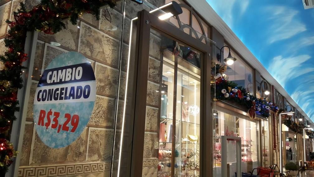 d803304cc1 ... vão congelar Algumas lojas do comércio de importados em Ciudad del  Este
