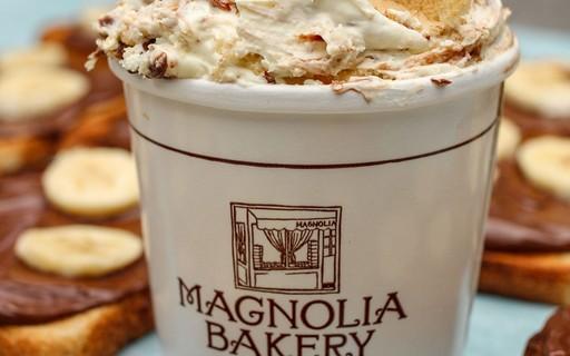 Como fazer o famoso pudim de banana da Magnolia Bakery em casa