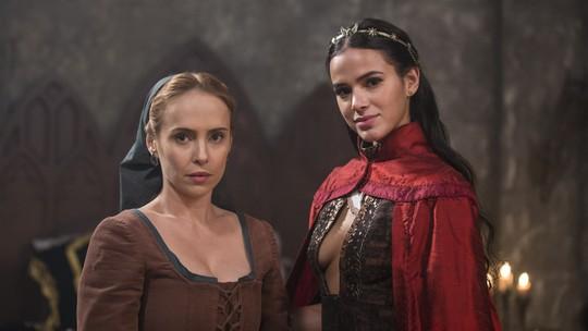 Fernanda Nobre defende aproximação entre Diana e Catarina: 'Ela não é falsiane'