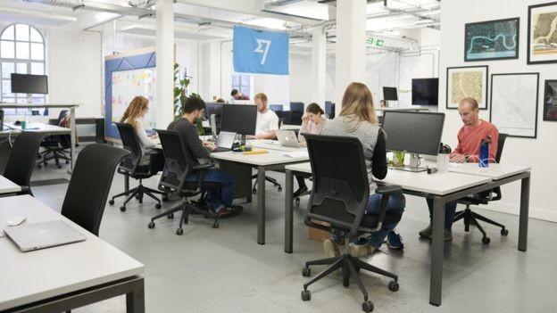 A empresa possui 10 escritórios em todo o mundo (Foto: HERMIONE via BBC News Brasil)