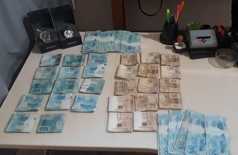 Agente da Sefa é preso em flagrante suspeito de extorquir caminhoneiro em Santana do Araguaia, no PA - Notícias - Plantão Diário