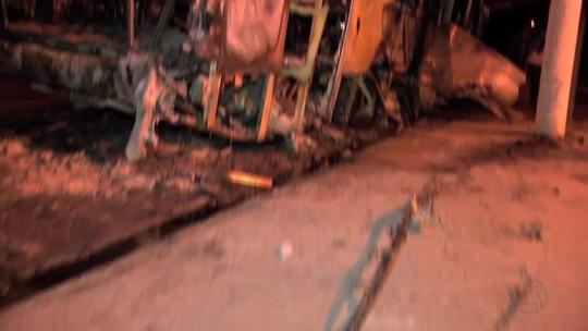 Ataques foram comandados por 4 detentos do maior presídio de MT