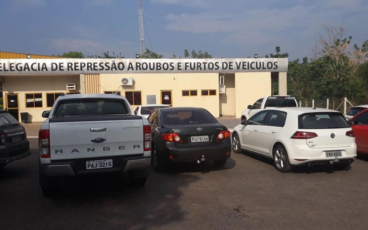 Quadrilha de estelionatários é presa e carros avaliados em R$ 400 mil recuperados