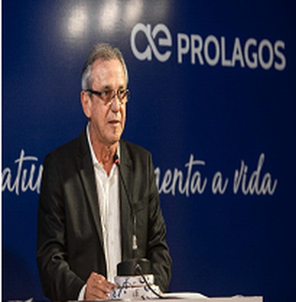 Sérgio Braga — Foto: Divulgação Prolagos