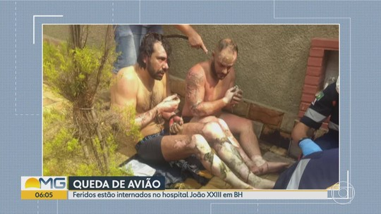 Saiba quem são os mortos e os feridos na queda de avião em BH