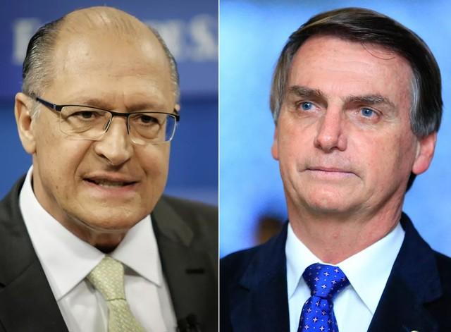 Centrão já abandona o barco furado de Alckmin e começam campanha para Jair Bolsonaro