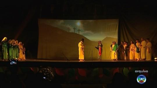 Encenações da Paixão de Cristo serão realizadas de graça na região de Itapetininga
