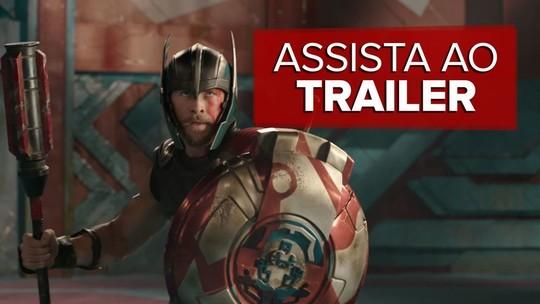'Thor' arrecada mais R$ 25 milhões e segue líder nas bilheterias do país