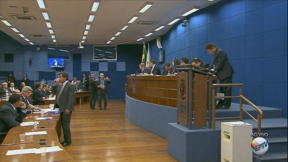 Câmara aprova em 1ª votação o projeto que regulariza o transporte por aplicativos em Campinas