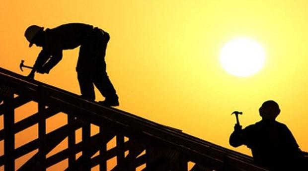 trabalhador, obra, pedreiro (Foto: Reprodução )